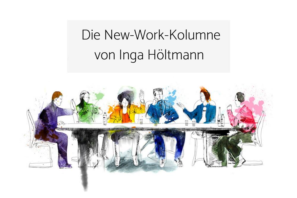 Fragen im Bewerbungsgespräch von Inga Höltmann