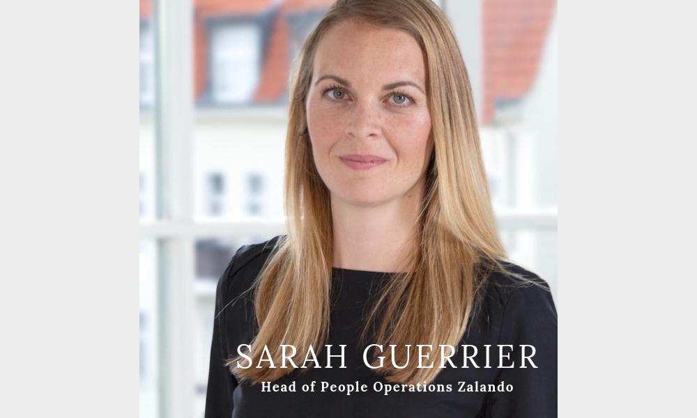 Sarah Guerrier Zalando Babbel Personnally