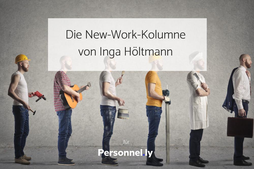 Kolumne Fackräftemangel Inga Höltmann