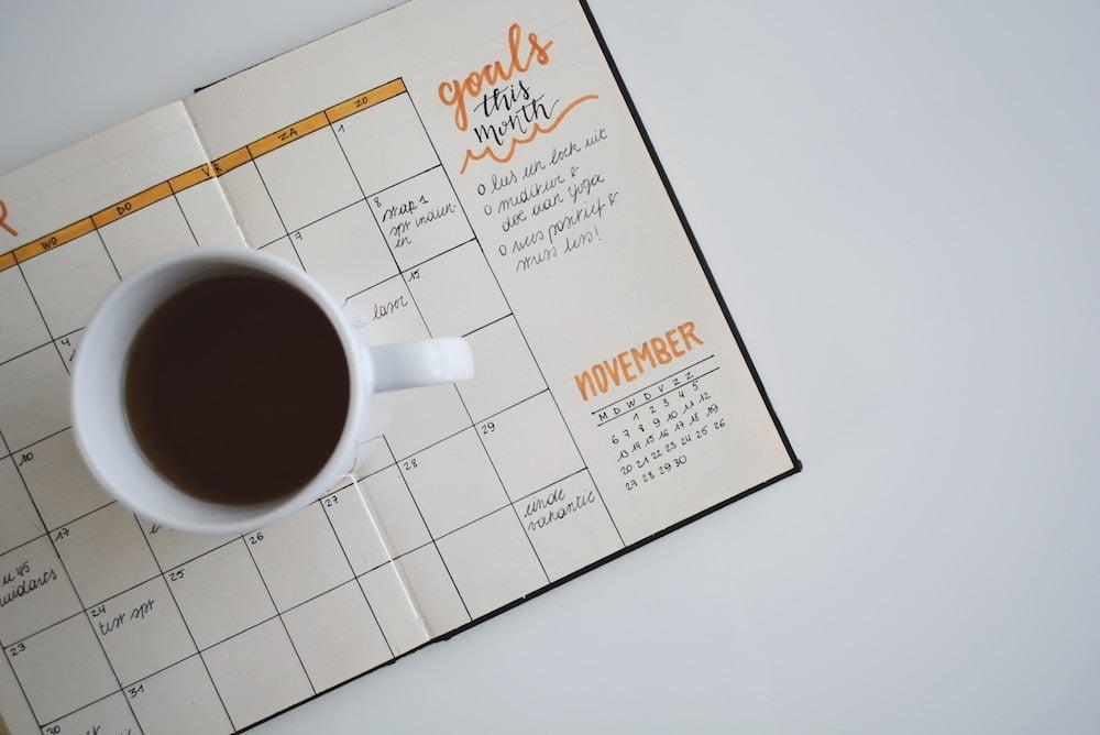 Setting goals promotes employee motivation