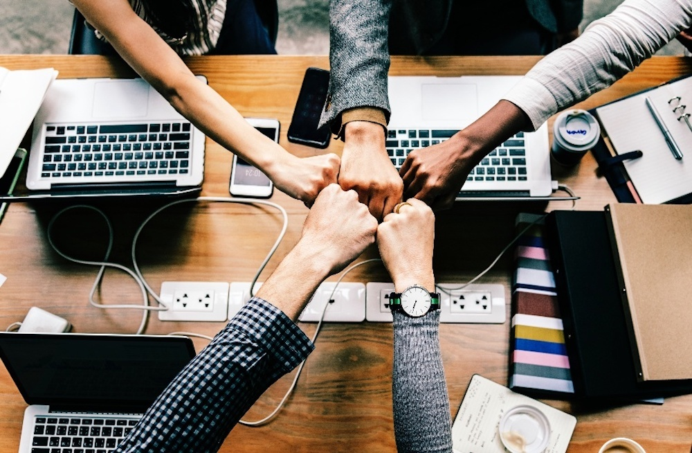 Working in a team promotes employee motivation