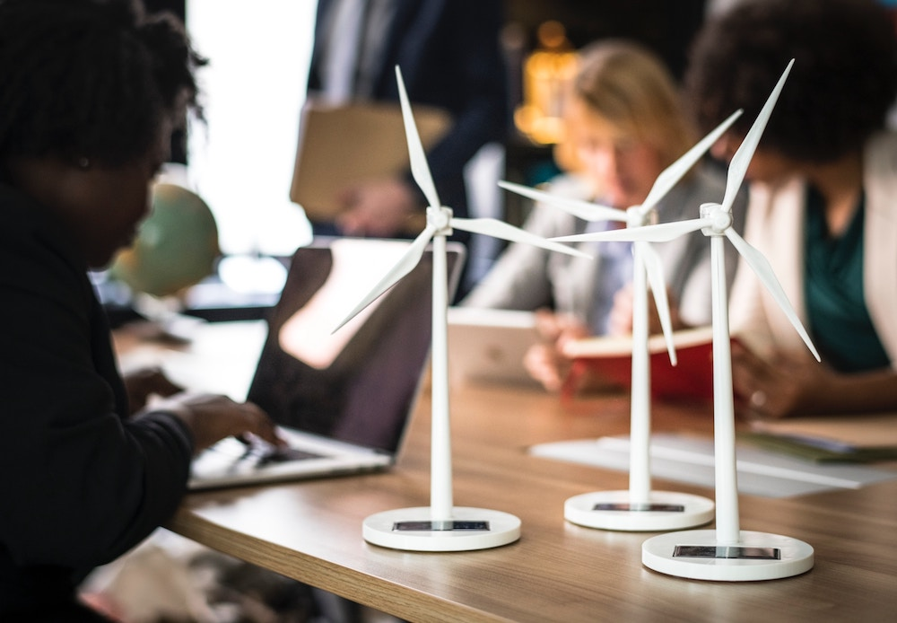 sustainability in the work place